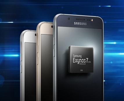 Samsung Exynos 7 Octa (7870) Mobile Processor | Modem